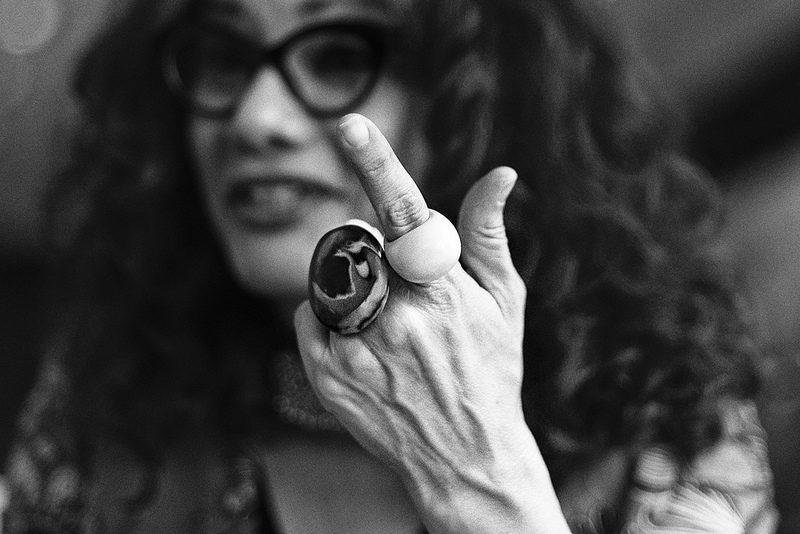 Mona Eltahawy para JD 6