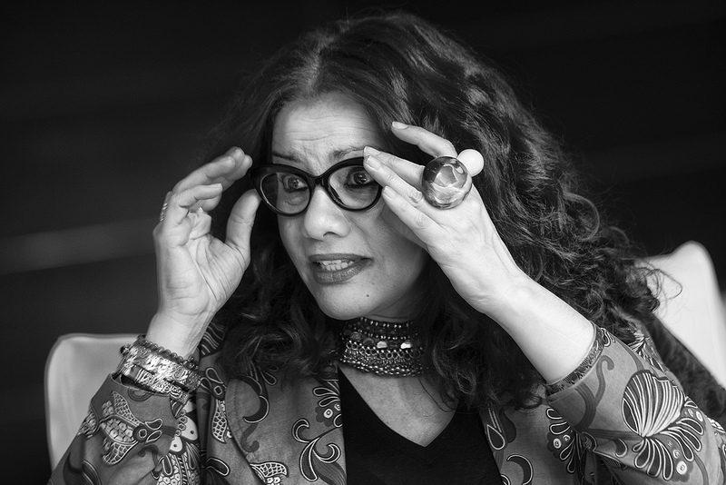 Mona Eltahawy para JD 7
