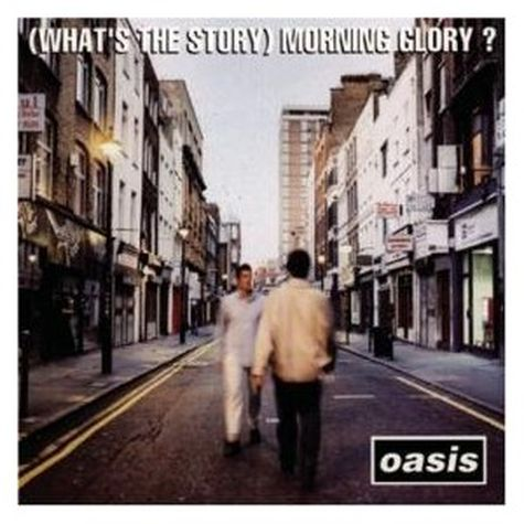 Oasis Whats The Story Morning Glory album cover result