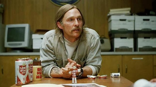 Rust Cohle HBO