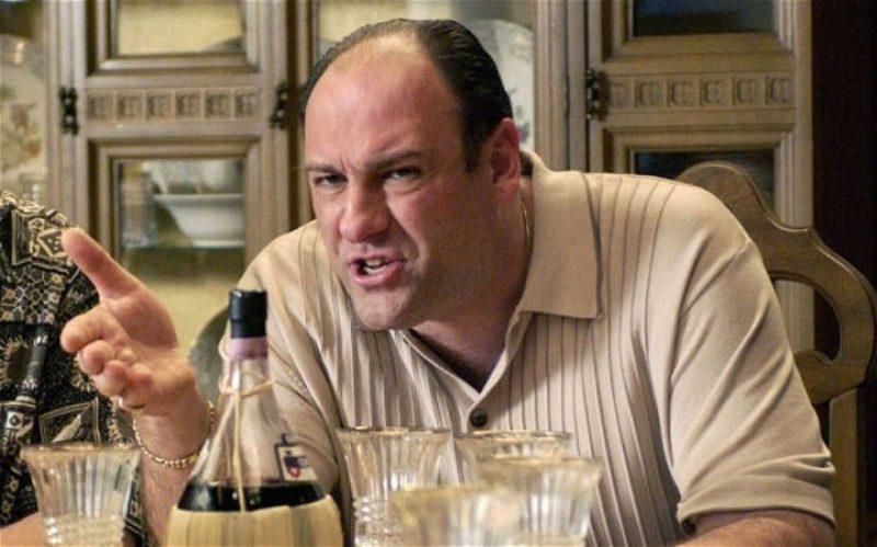 Tony Soprano HBO