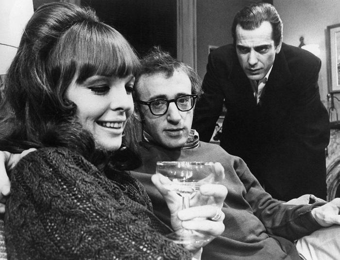 Diane Keaton Woody Allen Jerry Lacy Play it Again Sam Broadway