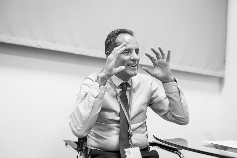 José Antonio Lorente para JD 1