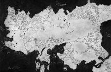 ¿Cuánto sabes sobre cartografía fantástica?