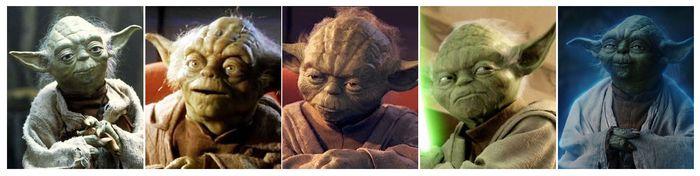 Yodas result