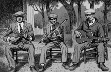 Música salvaje entre magnolias y coyotes