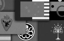 ¿Cuántas banderas ficticias eres capaz de reconocer?