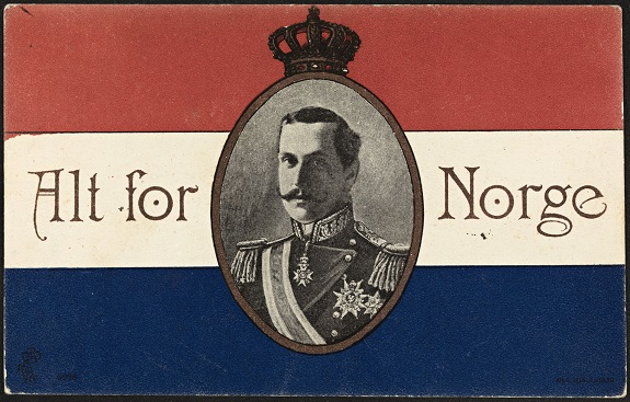 Alt for Norge All for Norway