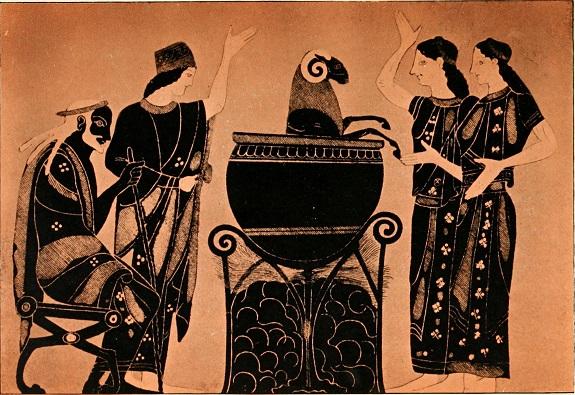 Golden porch a book of Greek fairy tales 1914 14569313477