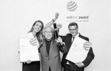 Roca recibe el máximo galardón 'Best of the best' de los premios de diseño Red Dot 2019 por la colección de  lavabos diseñada por Ruy Ohtake