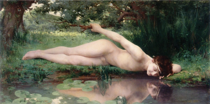 Jules Cyrille Cave Narcissus 1890