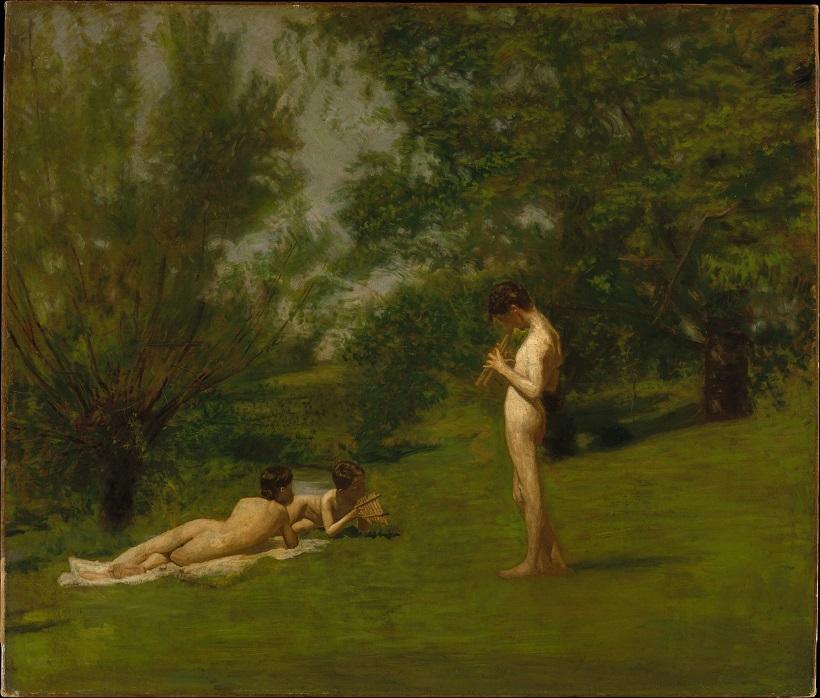 Thomas Eakins Arcadia