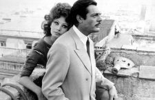 Mariage a l'italienne Marriage Italian Style (Matrimonio all'italiana) de VittorioDeSica avec Sophia Loren et Marcello Mastroianni 1964