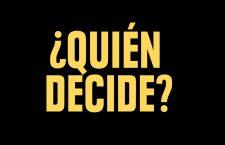 «¿Quién decide?». El programa que debate sobre nuestra libertad sin ninguna condición