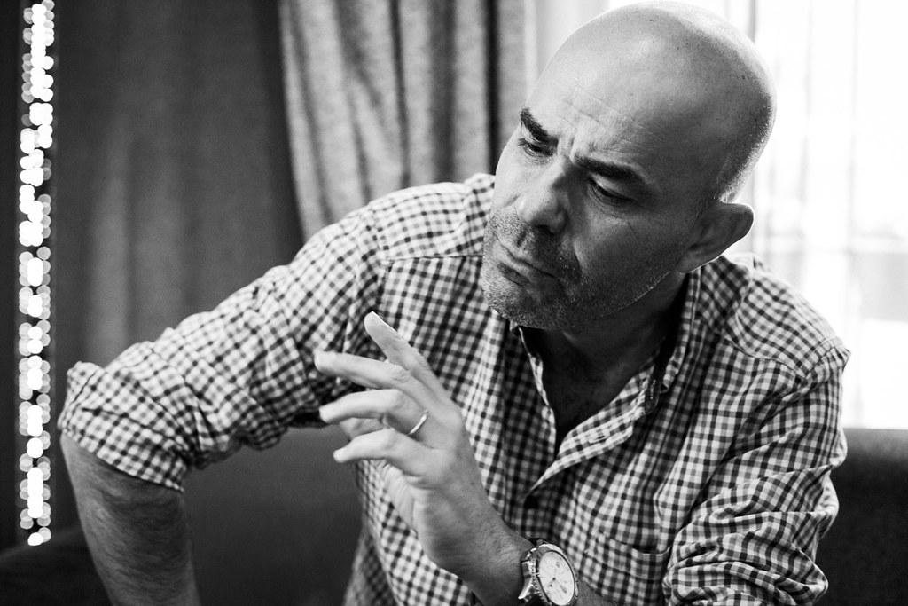 Eduardo Sacheri para JD 3