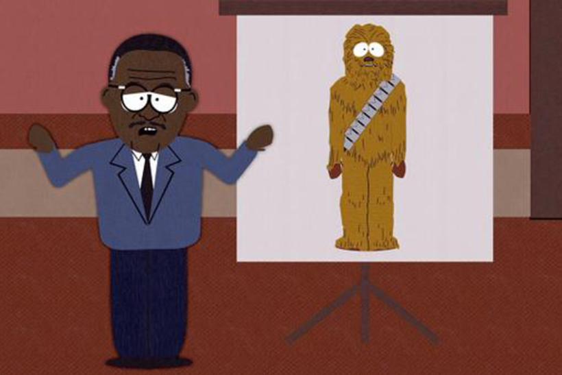 La defensa Chewbacca