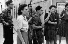 Partisanos de la Resistenza italiana. Foto: DP.