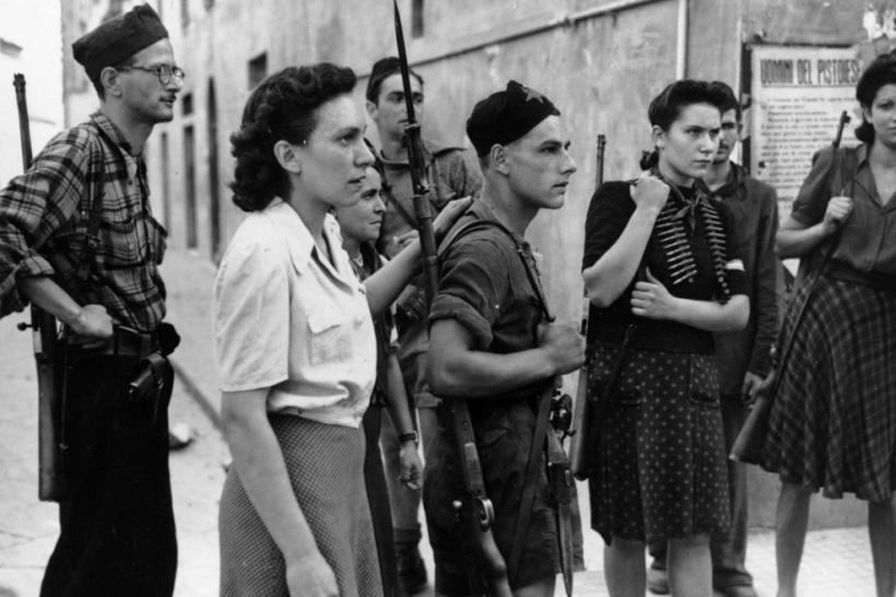 partisans italian