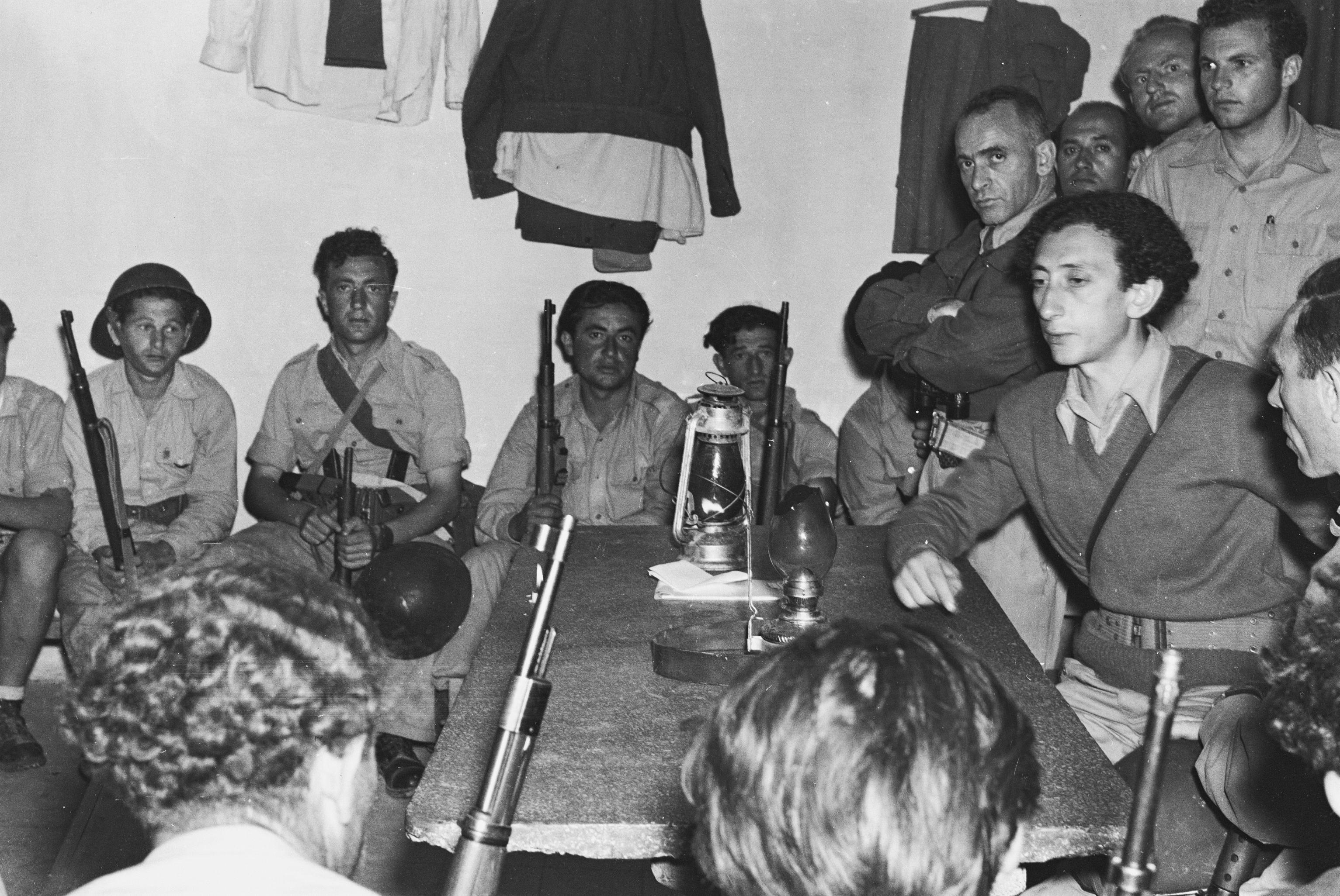 Abba Kovner 1948bn