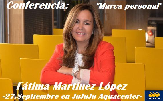 Conferencia Fatima Martinez