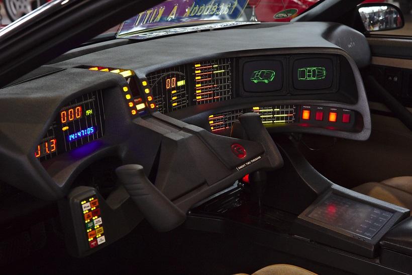 Knight Rider Replica 1X7A8004