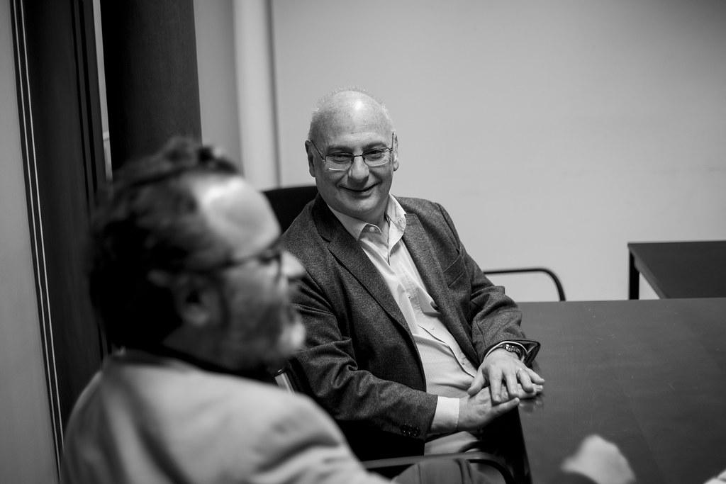 Lluís Montoliu Francis Mojica y Juli Peretó para JD 5