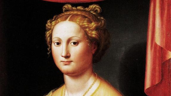Vannozza dei Cattanei por Innocenzo Francucci.