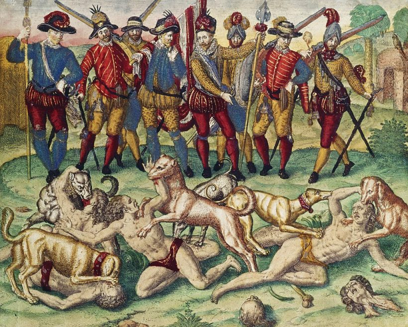 1024px Illustration from Grand Voyages by Theodor de Bry digitally enhanced by rawpixel com 1 e1570527979303