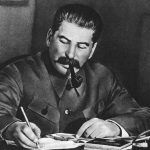 Stalin y el ardor