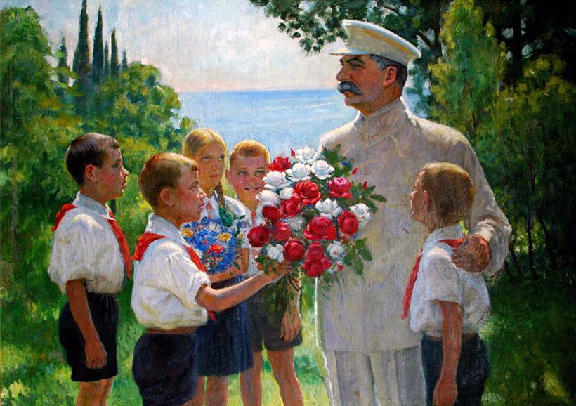 Rosas para Stalin