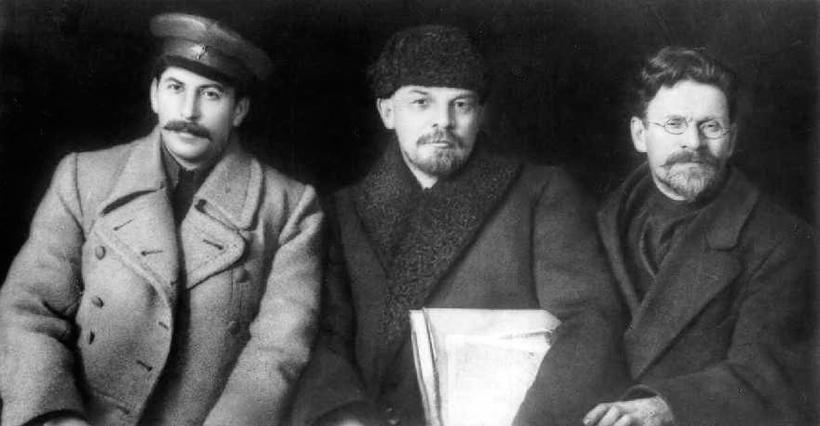StalinLeninMijail