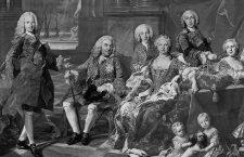 Locuras y corduras del primer Borbón