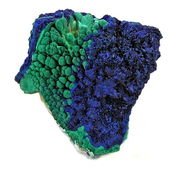 Azurite Malachite 59275
