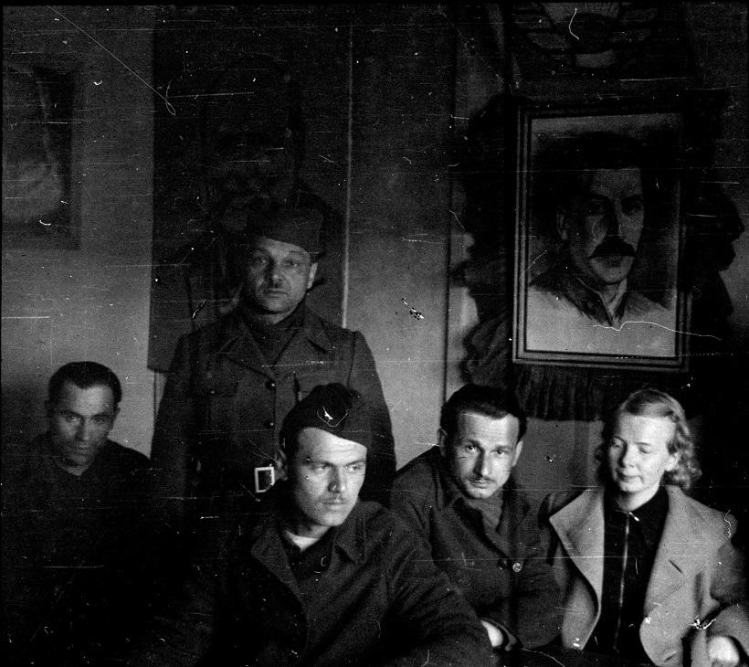 Frigjøringen av russiske fanger i Norge PA0276U1 15
