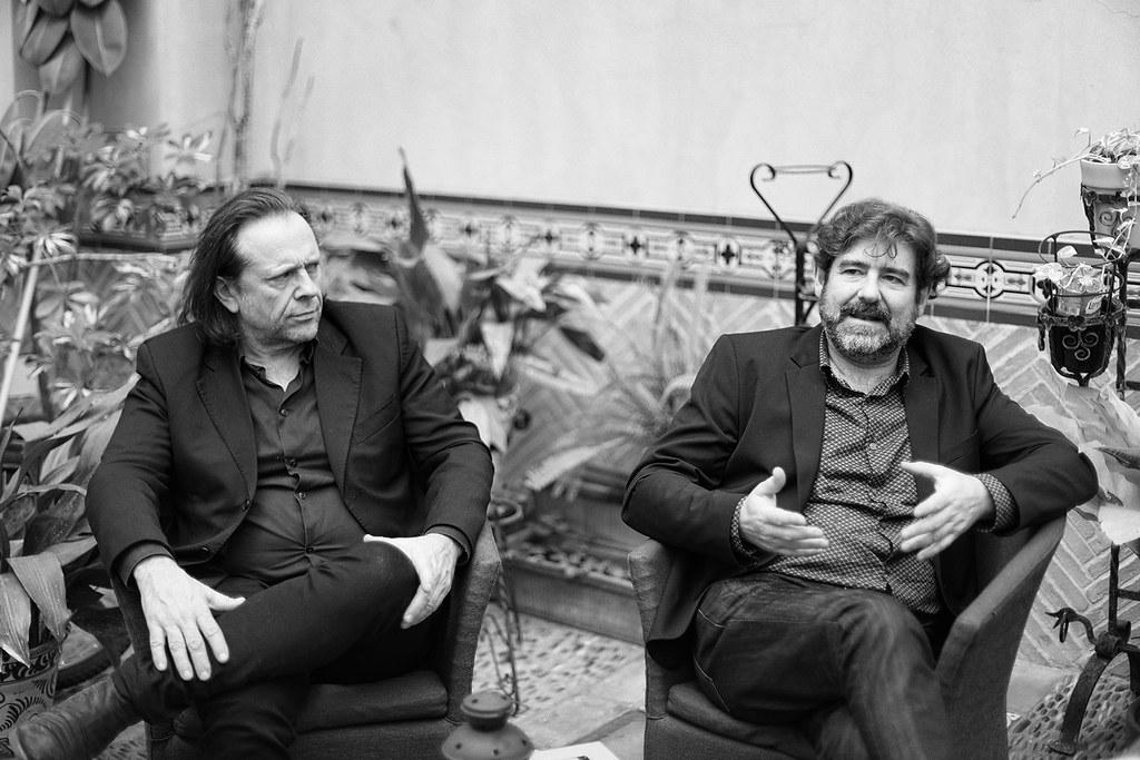 Juanjo Guarnido y Alain Ayroles 0