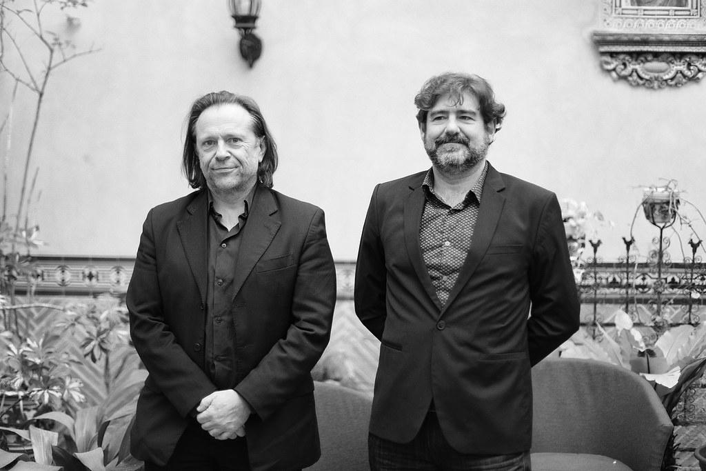 Juanjo Guarnido y Alain Ayroles 5