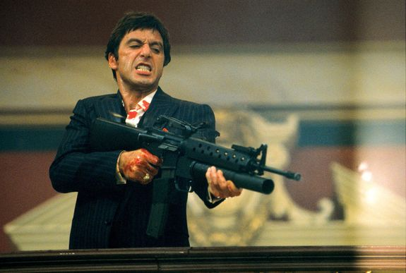 scarface result