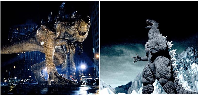 Godzillas