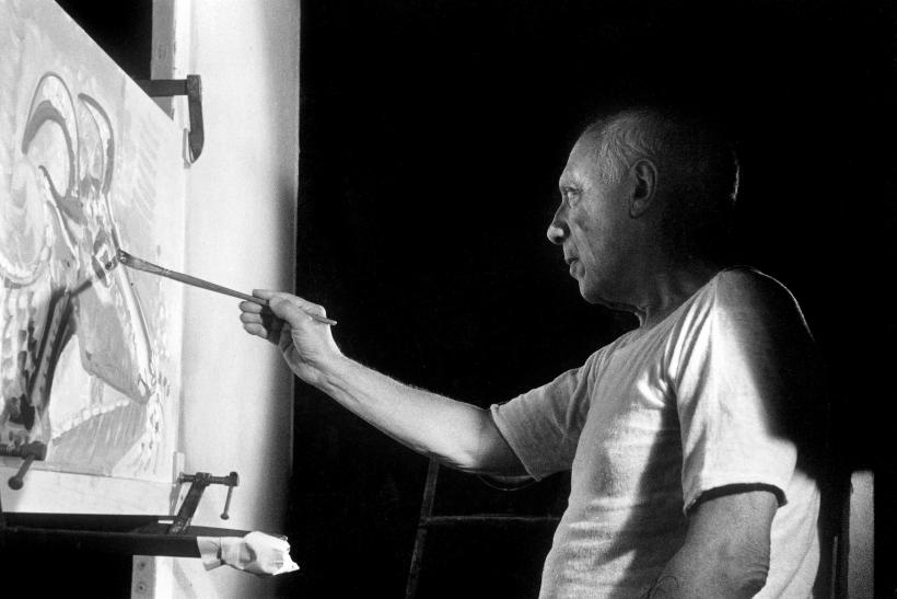 Picasso y el Guernica2