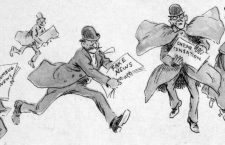 Ilustración de Frederick Burr Opper. (1894, CC)