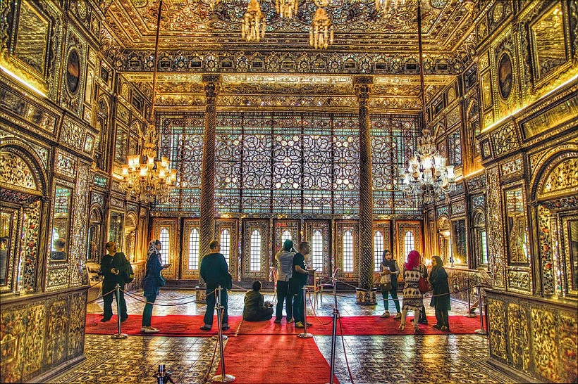 Vahid Yarmohammadi Golestan Palace 01