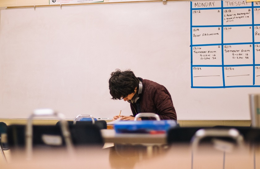 photo of student inside classroom 3380743