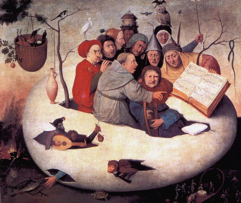Concert in the Egg