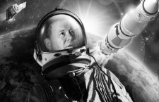Amenice la cuarentena con la inmortal ¿música? de William Shatner