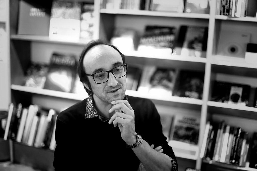 Agustín Fernández Mallo para JD 1