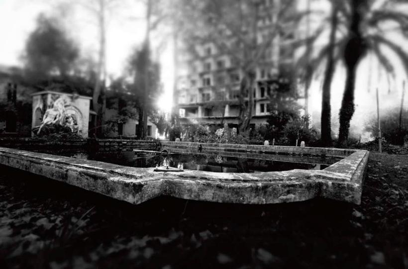 El antiguo balneario de Sujumi antes lugar de descanso para las élites soviéticas y hoy parada de fantasmas.
