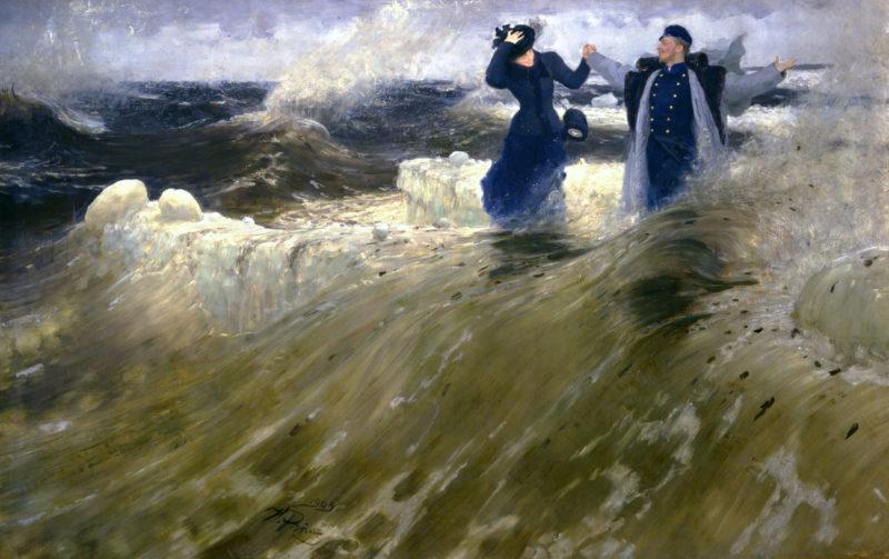 Ilya Repin What freedom