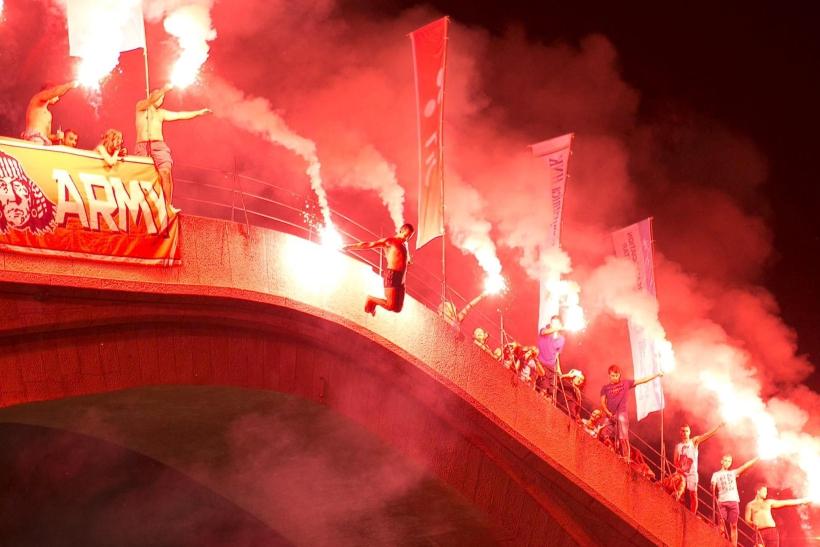 Red Army. Foto Cordon