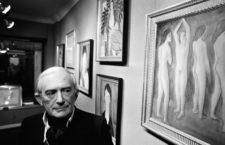 Elmyr de Hory, 1971. Fotografía: William Lovelace / Getty.