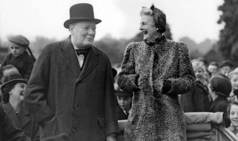 Winnie and Clemmie Churchill 904827